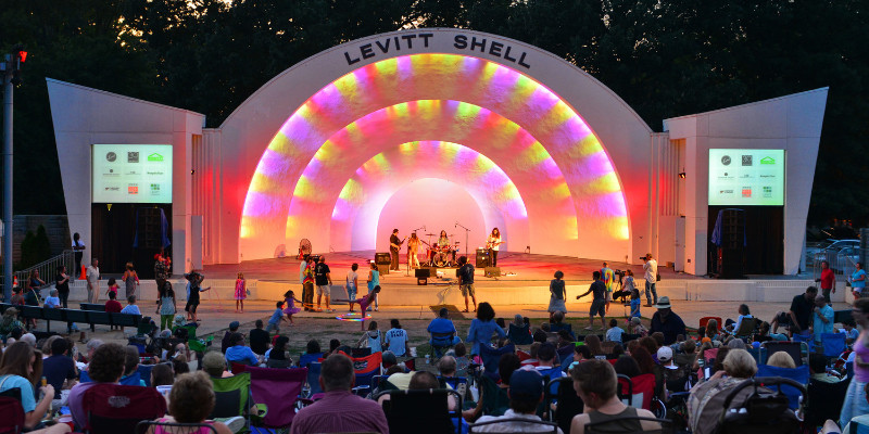 Levitt-Shell-Free-Summer-Concert-Music-Series