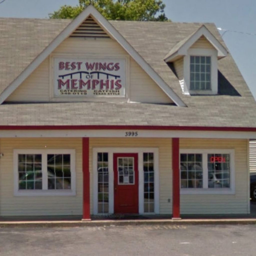 Apartment Guide Memphis Tn: Best Wings Of Memphis (Whitehaven