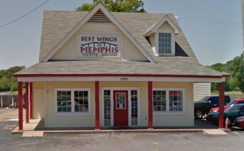 Best wings of memphis whitehaven for Jj fish n chicken