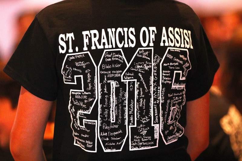 St.-Francis-of-Assisi-Catholic-School-SHIRT-photo