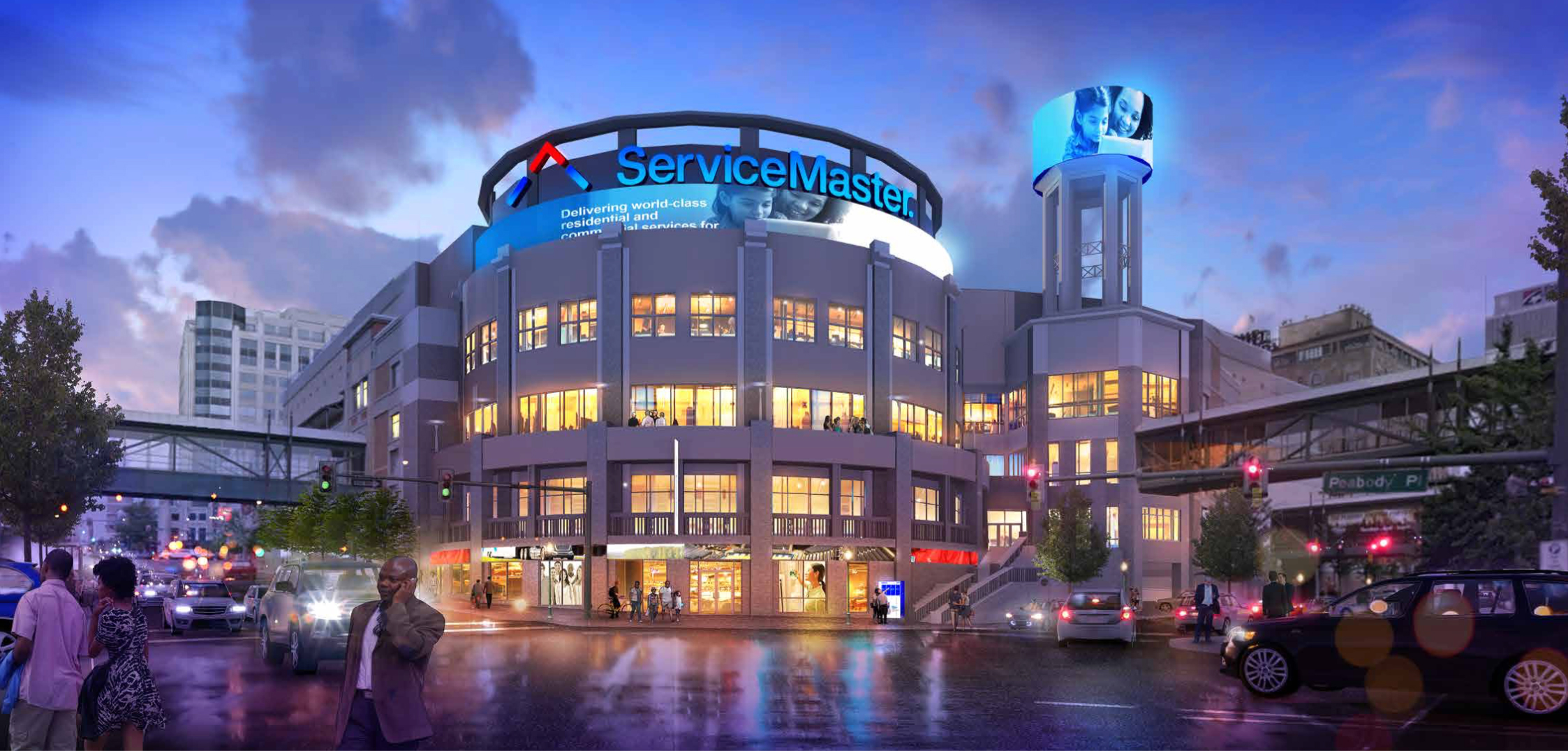 ServiceMaster Downtown Memphis