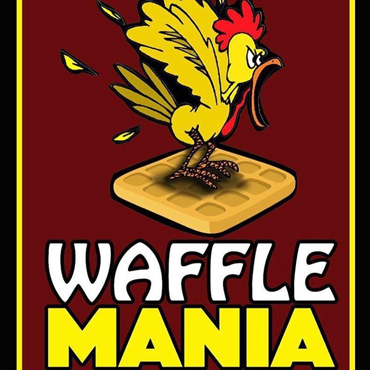 Waffle-Mania-901-logo