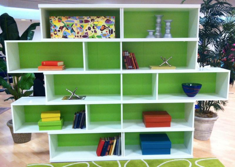 Scan Interiors Move Bookcase Divider ...