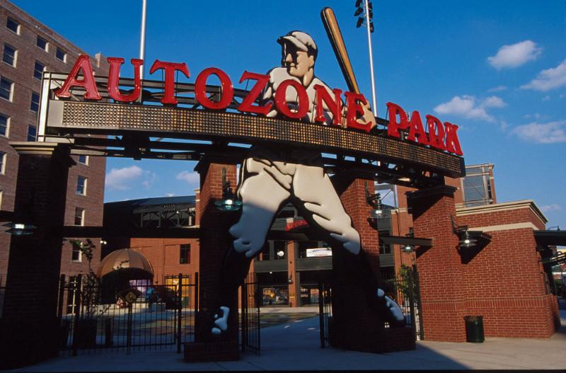 Memphis-Redbirds-AutoZone-Park-Stadium
