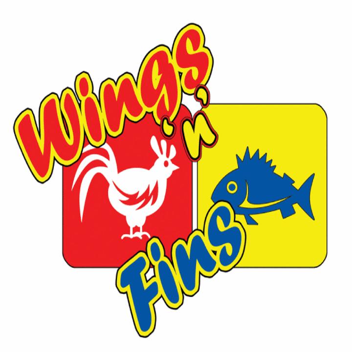 Wings n fins for Jj fish n chicken